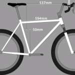 Miles Whitmore BikeCAD drawing of a highrise stem