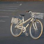 Baskets, cranks and saddle dialed in on the Trek Belleville