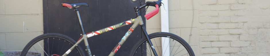 """""""Max's"""" new bike"""