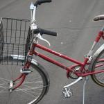 new belleville cranks, wald basket, Eco seat, LED light and mount