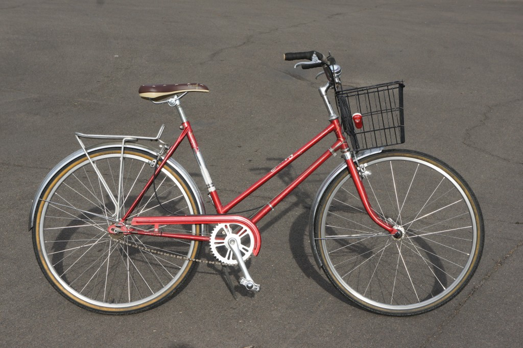 steyr women's bike - 3 speed