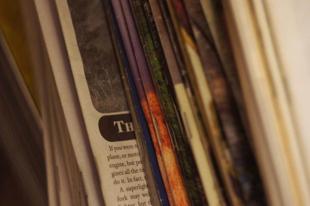 Rivendell Readers spines
