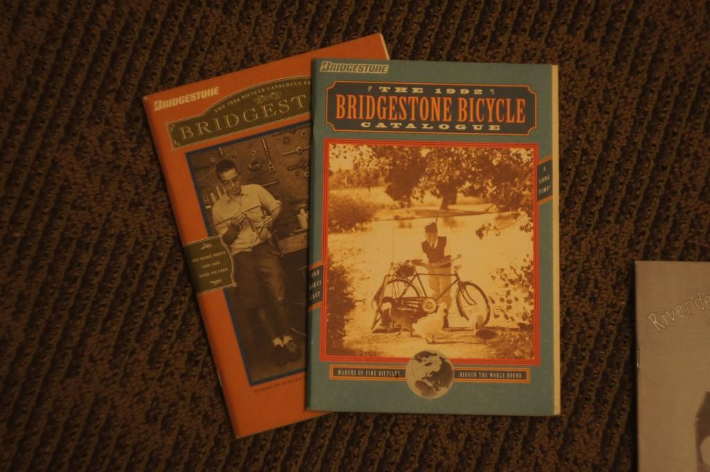 bridgeston catalogs