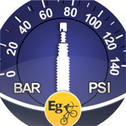 Get our Android Bike Tire Pressure App