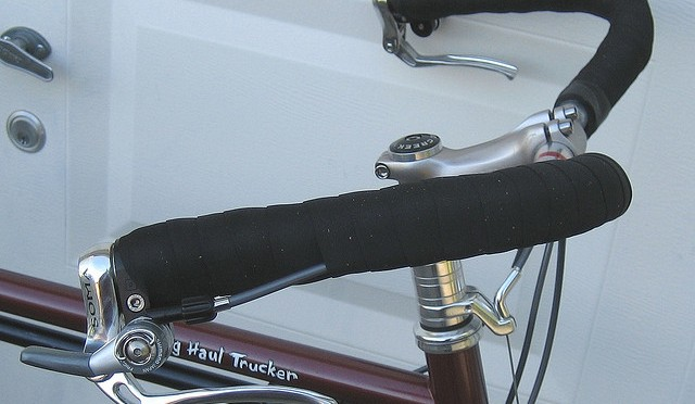 Reverso levers and bar-end shifters!