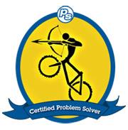 "BikeTinker: ""Certified Problem Solver"""